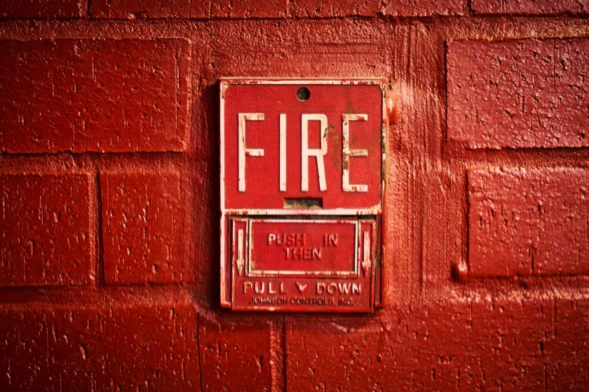 Prevent fire with advanced overwatch fire alarm systems
