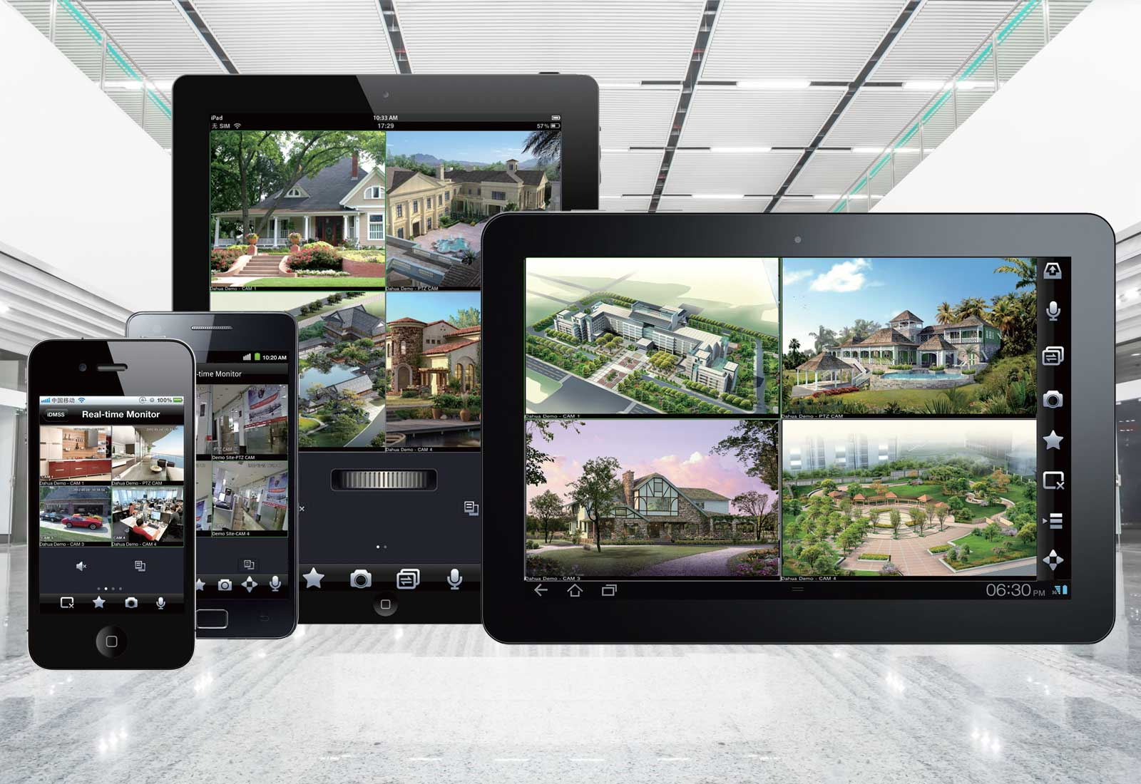 Remote CCTV monitoring solutions