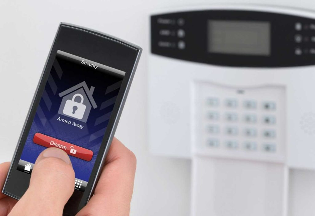 Getting the best form your monitored alarm system